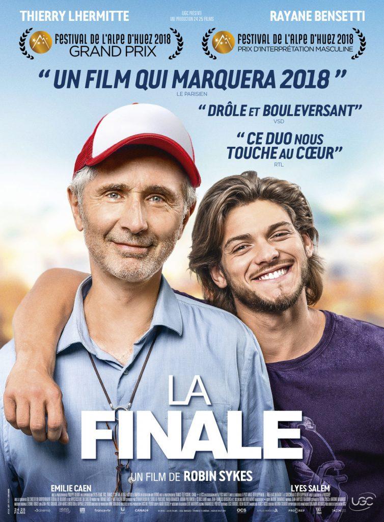 Le film La Finale avec Thierry Lhermitte